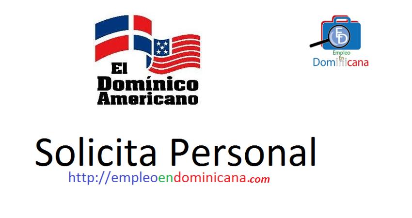 vacante en Dominico Americano