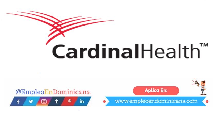 vacantes de empleos disponibles en Cardinal Health aplica ahora a la vacante de empleo en República Dominicana