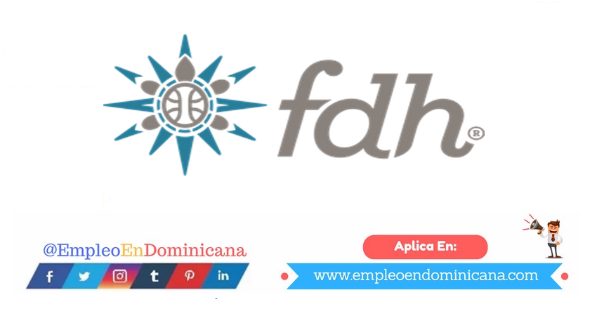 vacantes de empleos disponibles en FDH aplica ahora a la vacante de empleo en República Dominicana