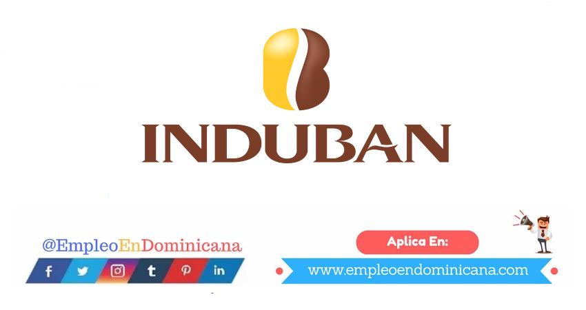 vacantes de empleos disponibles en INDUBAN aplica ahora a la vacante de empleo en República Dominicana