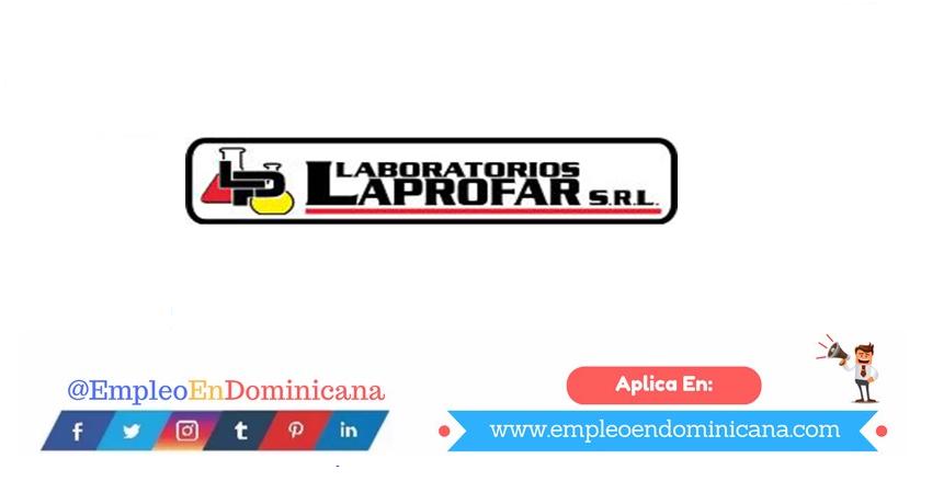 vacantes de empleos disponibles en Laprofar aplica ahora a la vacante de empleo en República Dominicana