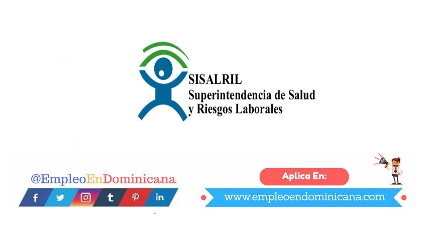 vacantes de empleos disponibles en SISALRIL aplica ahora a la vacante de empleo en República Dominicana