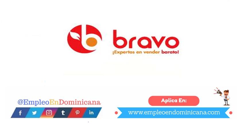 vacantes de empleos disponibles en Supermercado Bravo aplica ahora a la vacante de empleo en República Dominicana