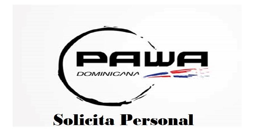 Oferta de empleo en Pawa Dominicana