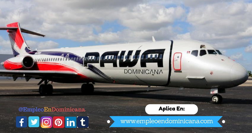 Ofertas de trabajo en pawa dominicana envianos tu curriculum