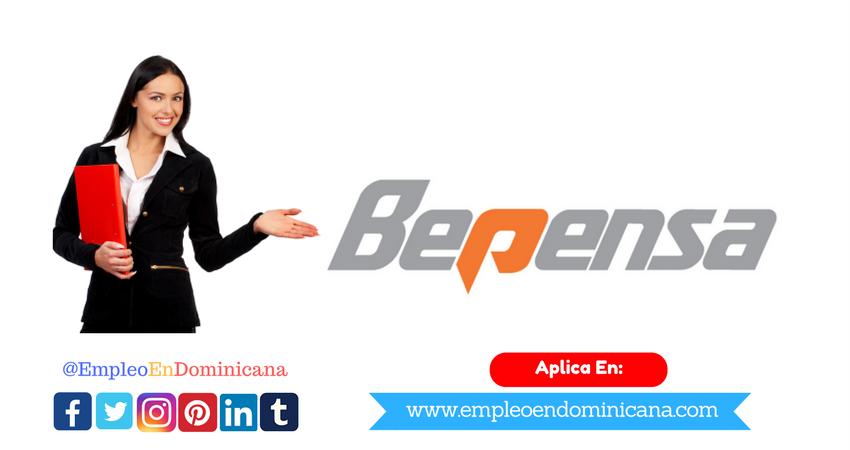 Ofertas de Trabajo en BEPENSA aplica a la vacante en santo domingo 2017