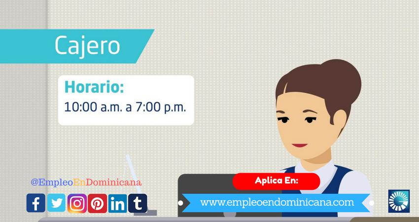 vacante de trabajo en banco popular dominicano
