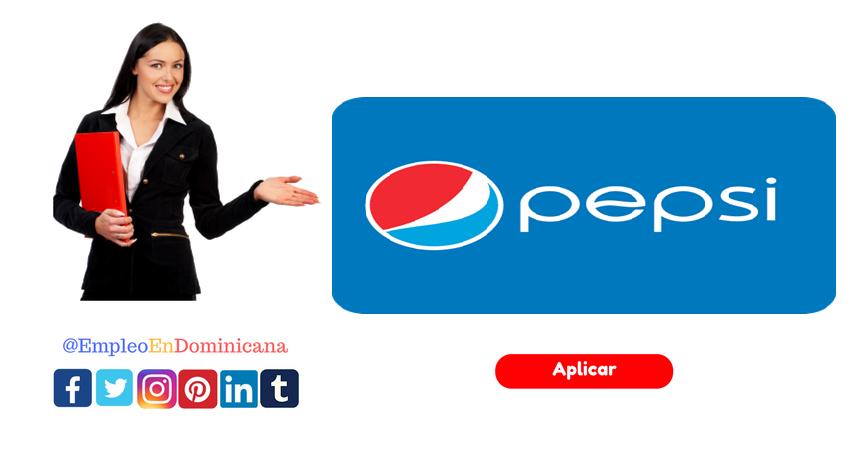 vacante de empleo en Pepsi en república dominicana