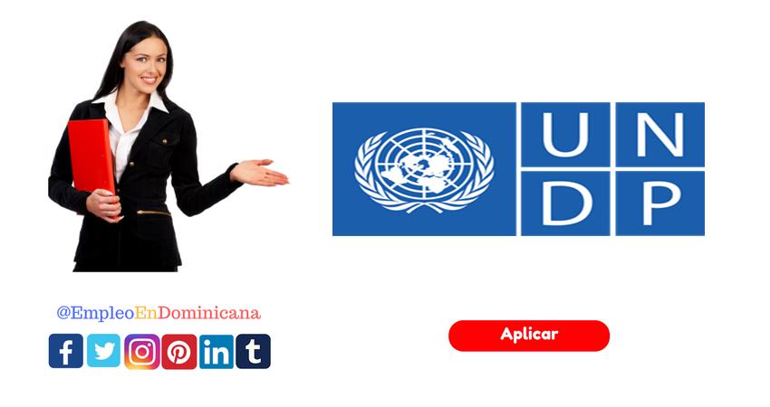 vacante de empleo en la ONU en república dominicana