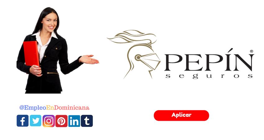 vacante de empleo en Seguros Pepin de República Dominicana