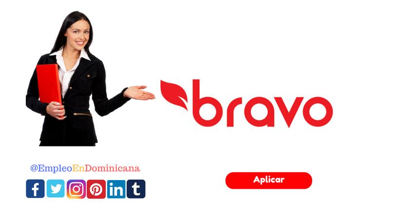 Atención Vacante de empleo en Supermercados Bravo Santo Domingo