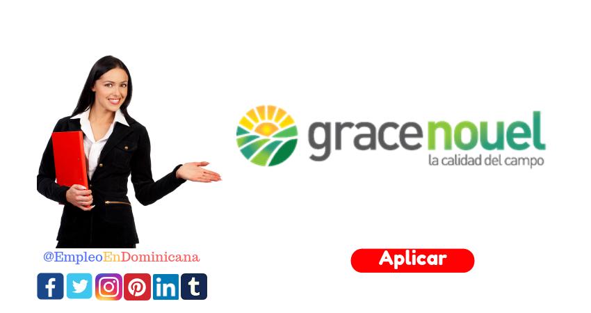 Auxiliar de Seguridad en Gracenouel viveres y vegetales en Santo Domingo Oeste