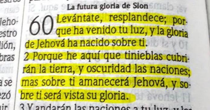 Isaías 60-2