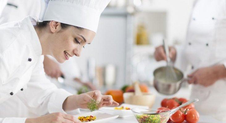 Vacante para una cocinera