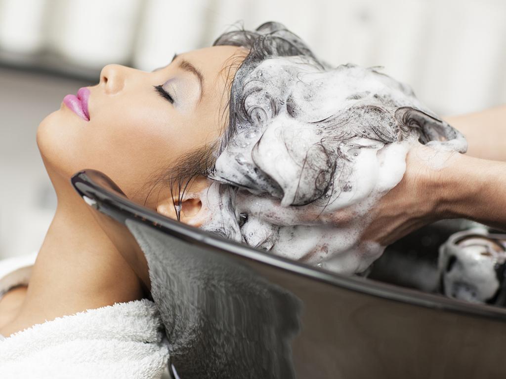 lavado cabello y facial