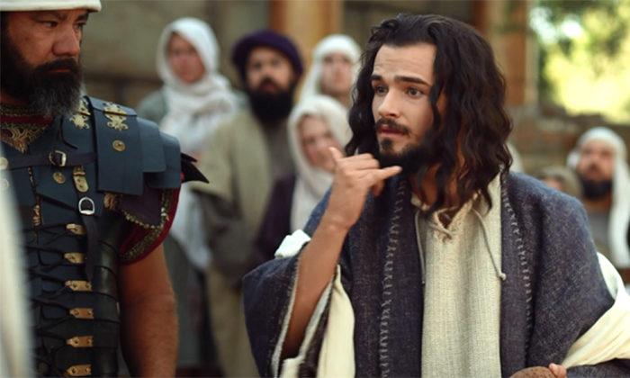 Película de Jesús en lenguaje de señas para llegar a más de 70 millones de personas sordas en todo el mundo