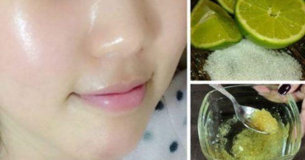 Limón para Quitar las Manchas de tu Cara