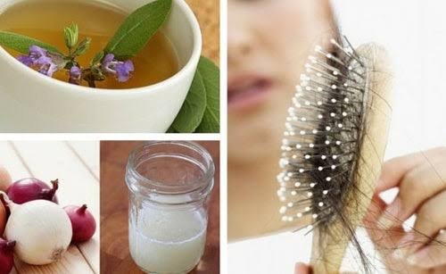 Remedios naturales para combatir la Pérdida del Cabello