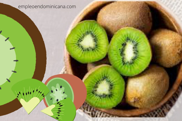Cinco potentes beneficios del kiwi que debes probar