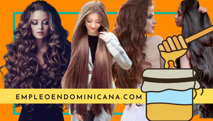 Tres sencillas recetas de miel para el cabello
