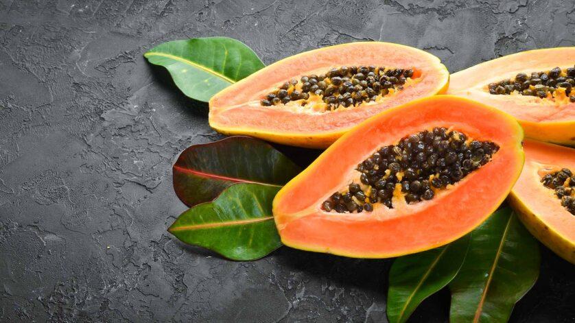 Tres grandes deliciosos beneficios de la papaya