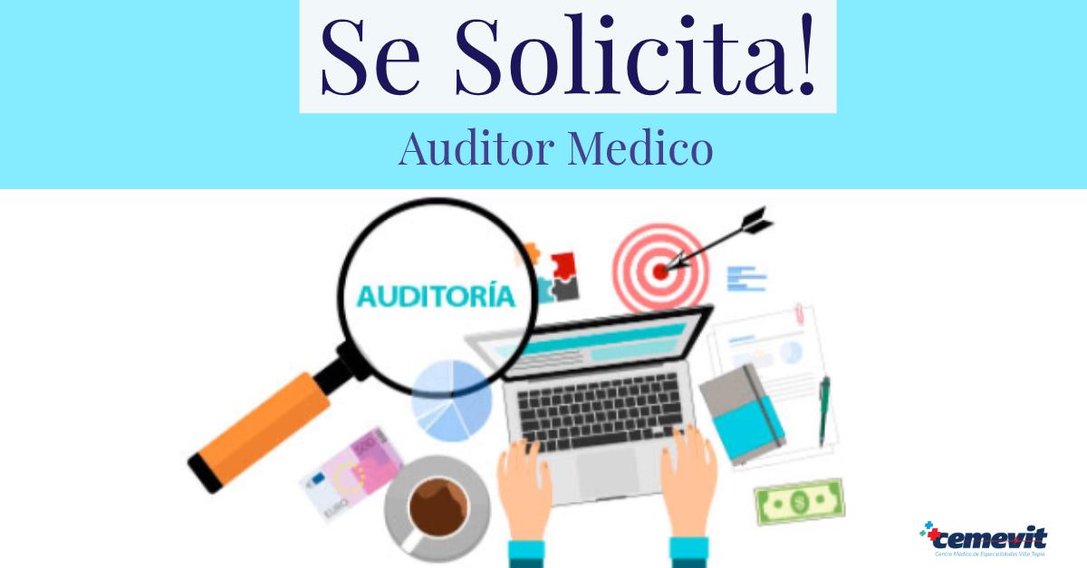 Auditor Medico
